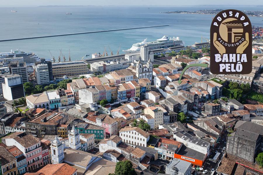 Salvador - Aéreas Porto